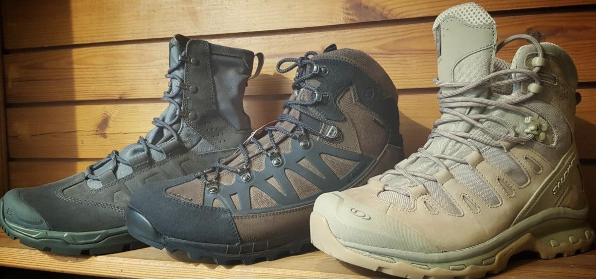 Salomon un Crispi vidējie pārgājienu apavi - Kā izvēlēties pārgājienu apavus | STREELNIEKS.LV
