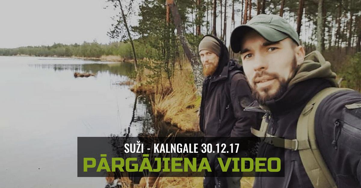 Pārgājiena Video - Suži Kalngale | STREELNIEKS.LV