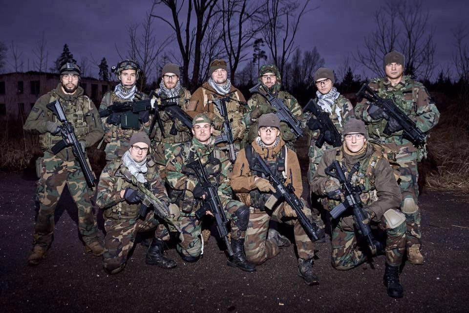 Airsofta komanda STREELNIEKI | STREELNIEKS.LV