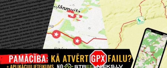 Kā Atvērt GPX Failu Telefonā
