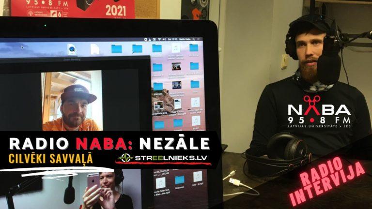 Radio Naba Intervija - Raidījums Nezāle